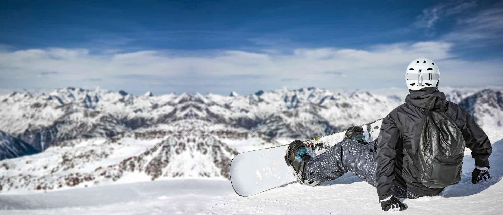 Podróże i sport zimowy
