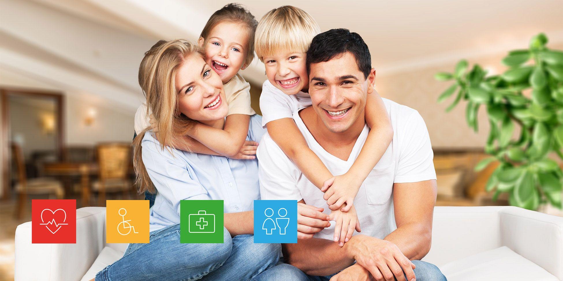 jak zadbać o zdrowie rodziny